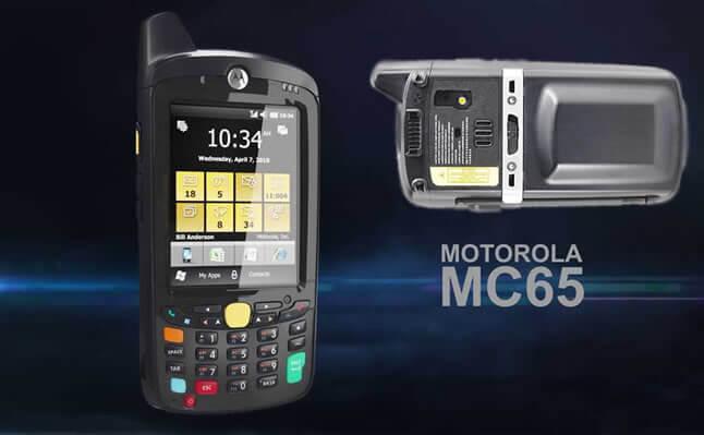 Motorola MC 65 El Terminalinin Genel ve Teknik Özellikleri