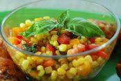 Mısırlı Salata Nasıl Yapılır?